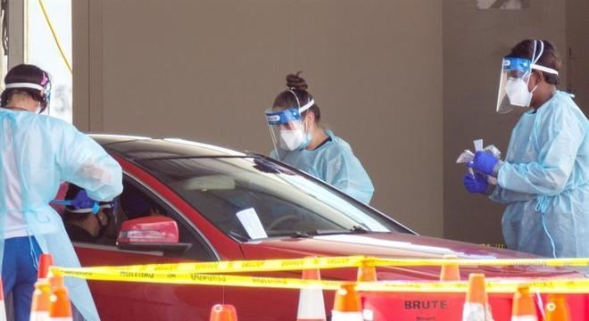 EUA continuam como país mais atingido do mundo pela pandemia de covid-19