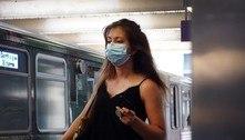 EUA recomendarão que vacinados usem máscara em locais fechados