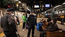 Polícia de NY prende 10 vezes mais negros por violar distanciamento