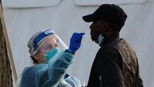 EUA identificam 1º caso de variante amazônica do novo coronavírus