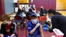 EUA já vacinaram 600 mil adolescentes entre 12 e 15 anos