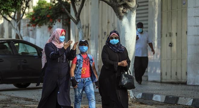 Surto de coronavírus em Gaza é um dos motivos para o cessar-fogo