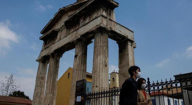 Atenas é um dos pontos turísticos mais visitados do mundo
