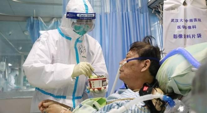 548 cidadãos chineses foram colocados em quarentena na Rússia por causa do coronavírus