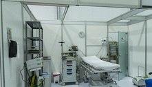SP terá novo hospital de campanha para pacientes com covid-19