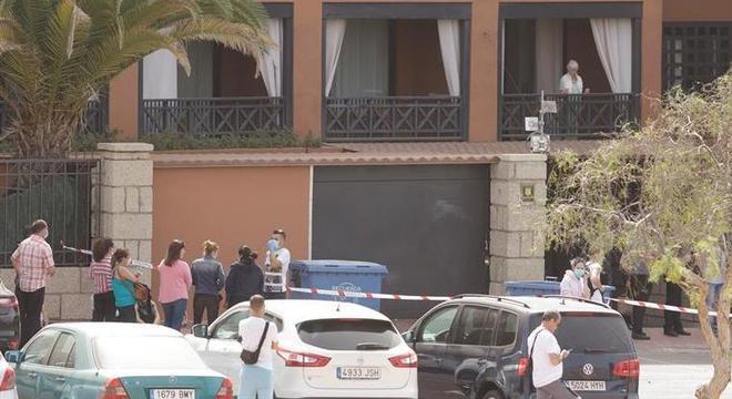 Hóspedes não podem sair do hotel que teve um caso de Covid-19 confirmado