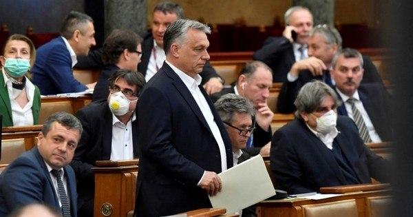 Time to kill the coronavirus, not democracy, EU tells Hungary