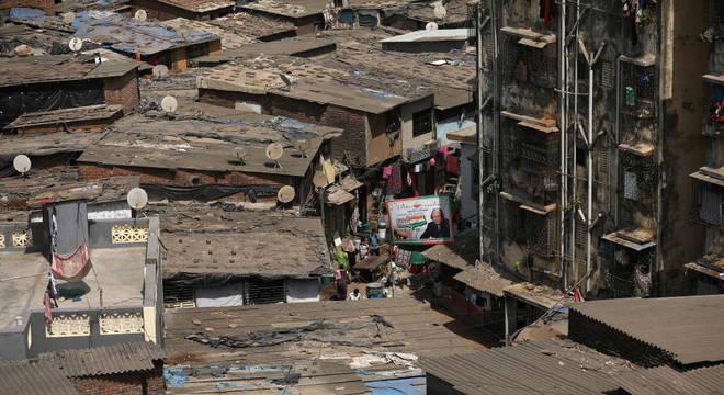 Favela na Índia: governos têm poucos dados sobre assentamentos irregulares