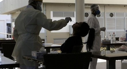 Variante Delta do novo coronavírus teve origem na Índia