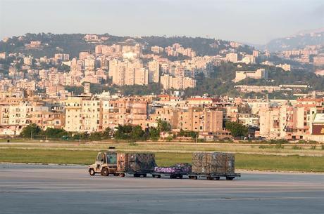 Irã enviou carregamento de equipamentos para o Líbano