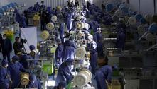 Faturamento da indústria cai pela primeira vez em 7 meses, diz CNI