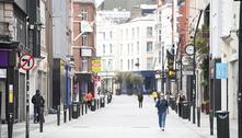 Irlanda reabrirá lojas e museus em meados de maio, afirma premier