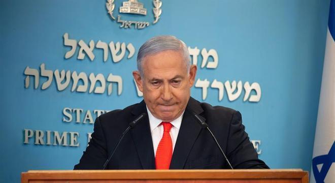 Netanyahu anuncia novo isolamento de 3 semanas em Israel a partir de 6ª