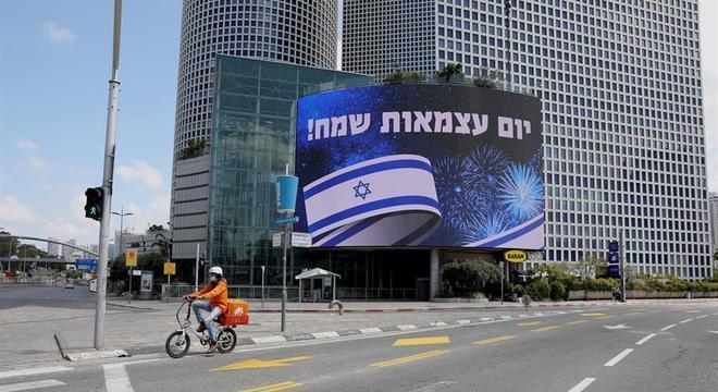 Israel vive segunda onda da covid-19