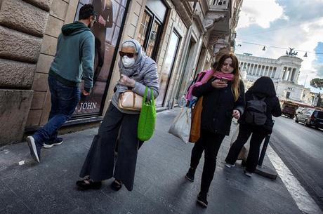 Na Itália, foram registrados 2.502 casos e 80 mortes
