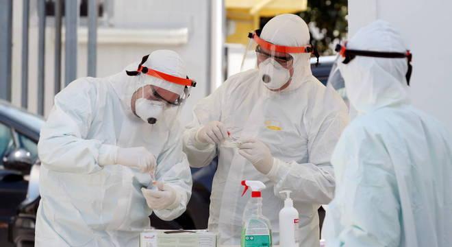 Itália é um dos países mais atingidos pelo surto do novo coronavírus