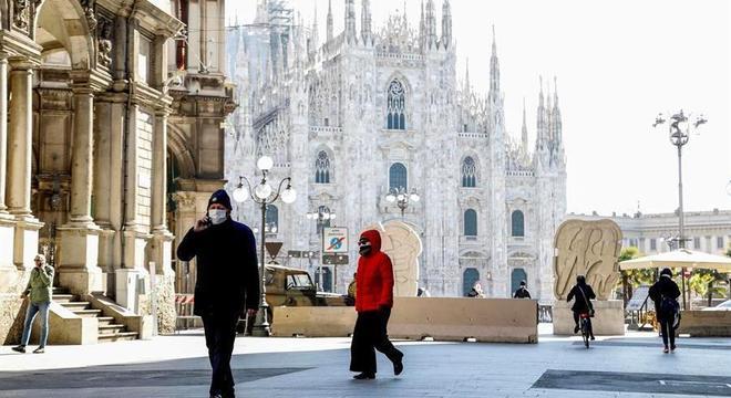 Governo italiano impôs restrições aos deslocamentos dentro do país