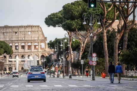 Itália impôs restrição à circulação de pessoas