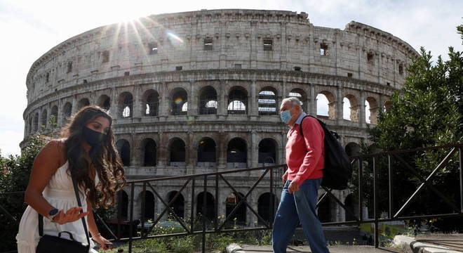 Governo italiano anuncia novas medidas de restrição