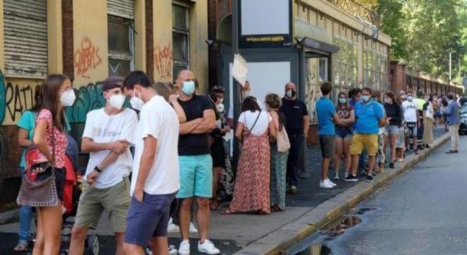 Covid-19 matou 35.437 pessoas na Itália, segundo a Organização Mundial de Saúde
