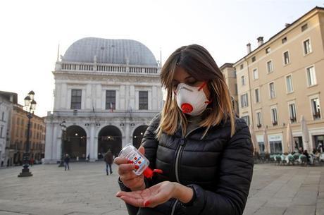 Epidemia de SARS-CoV2 cresce na Europa