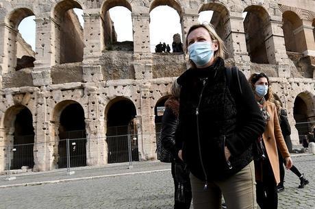 Itália tem 107 mortes por coronavírus