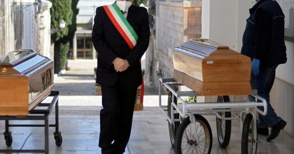 Epidemia italiana deve se estabilizar em breve, diz OMS