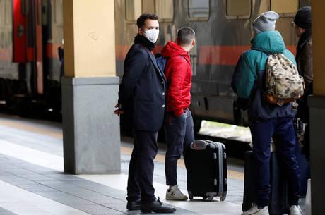 Itália tem 46.638 pacientes infectados com coronavírus