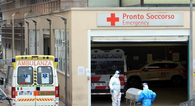 Itália registrou em 2020 o maior número de mortes desde a 2ª Guerra Mundial