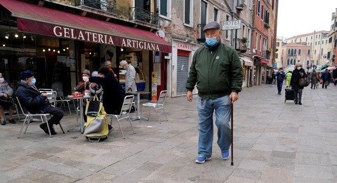 Estudo mostra que o coronavírus já circula na Itália há mais de um ano