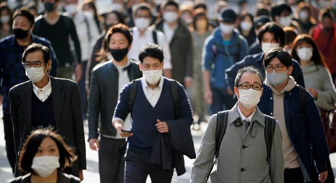 Tóqui e outras grandes cidades têm sido mais atingidas pelas contaminações