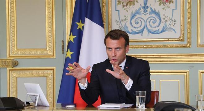 Presidente da França, Emmanuel Macron, é pressionado a rever acordo com Mercosul