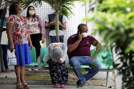 Manaus é uma das cidades mais afetadas