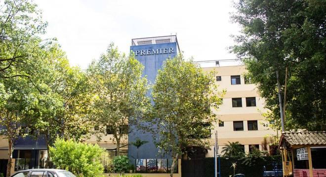 Hospital passou a adotar isolamento total de funcionários e visitantes