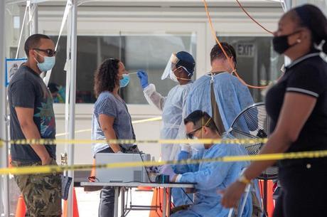 Estado confirmou 98.741 infectados pela doença