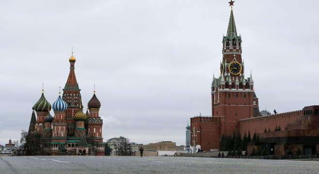 Moscou é o principal foco de infecção da Rússia
