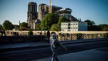 Pandemia é mais um obstáculo na restauração de Notre Dame