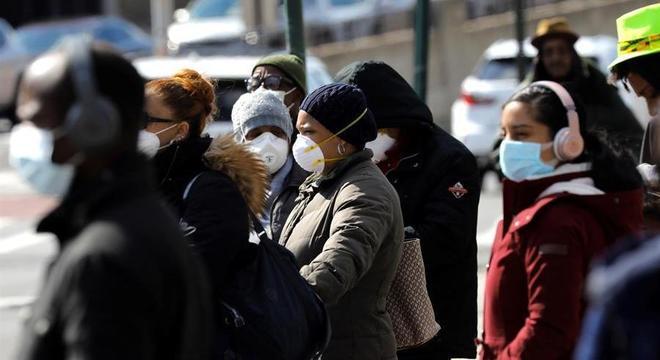 Mais mil pessoas infectadas pelo coronavírus morreram no Bronx, em Nova York