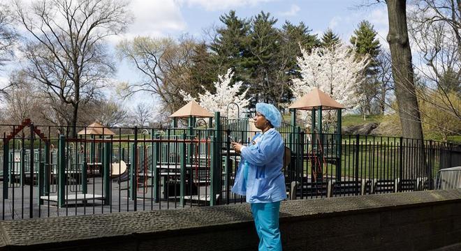 Nova York é o estado americano om mais mortes por covid-19