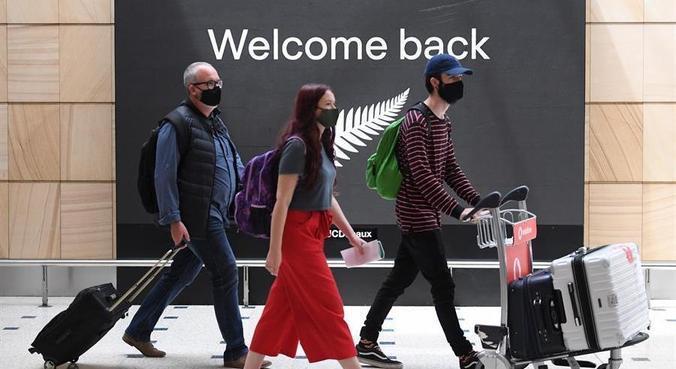 Neozelandeses que voltam ao país precisam cumprir quarentena obrigatória