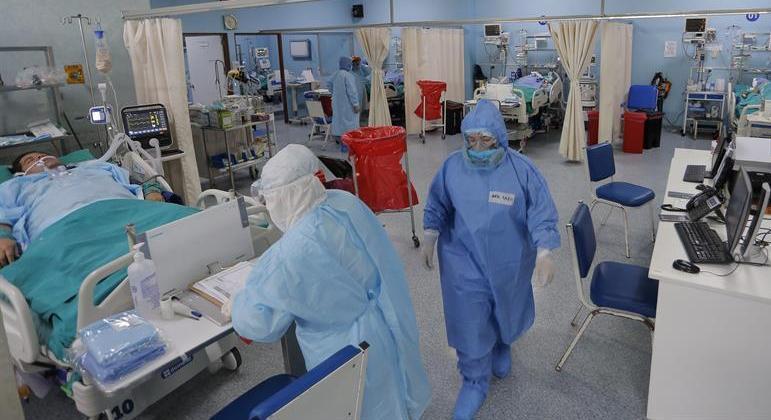 Hospitais privados de São Paulo têm taxa de ocupação acima de 90%