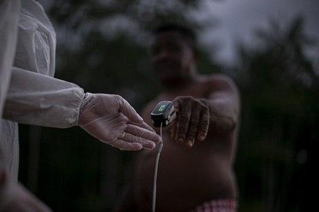 Funcionários fazem ação com ribeirinhos em Tocantins