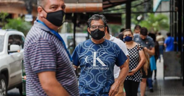 Casos no Paraguai caem para menor número em 3 semanas