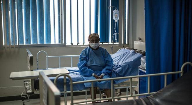 Pandemia está sobrecarregando o sistema hospitalar do Peru