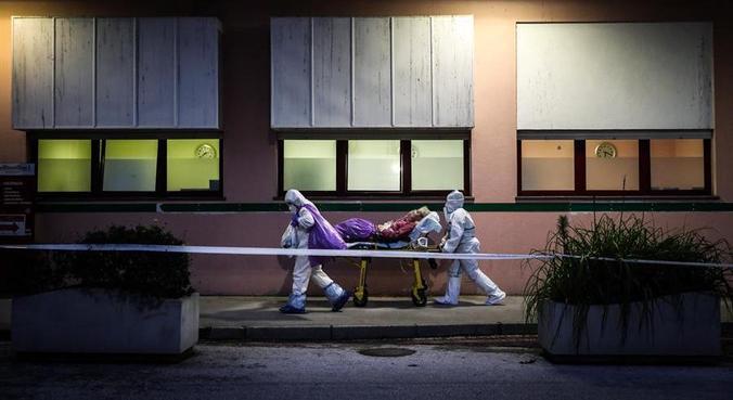 Sistema hospitalar de Portugal está perto do colapso