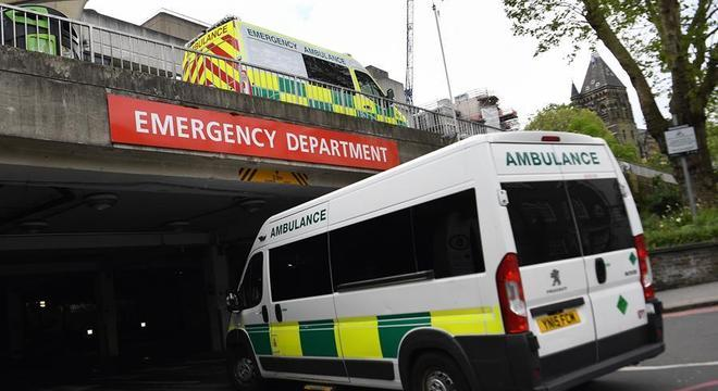 Reino Unido tem mais de 32 mil mortes por covid-19