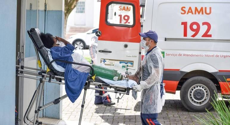 Vigilância verifica capacidade de necrotérios nos hospitais de SC
