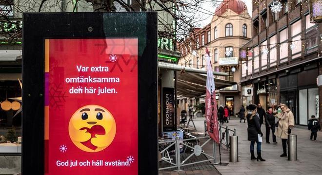 Sem adotar tantas restrições, Suécia tem maior número de mortos da Escandinávia