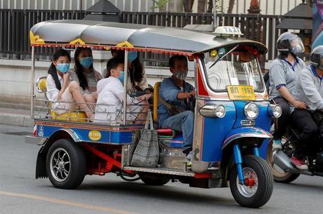 Tailândia tem 19 casos confirmados do novo coronavírus