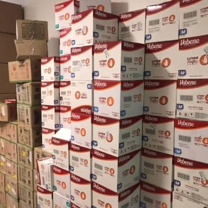 Polícia Civil encontra lotes de testes vencidos vendidos no centro de SP